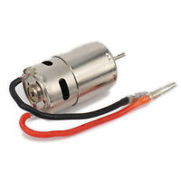 390 Brushed Motor w/Fan For RC 1/18 Wltoys A959 A969 A979 K929