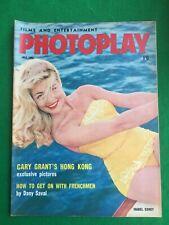 Photoplay film magazine July 1962