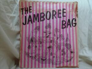 Various:  The Jamboree Bag  EX+ 1987   LP  Very Rare C86 Indie/Twee