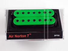DiMarzio Air Norton 7 String Green W/Black Poles DP 793