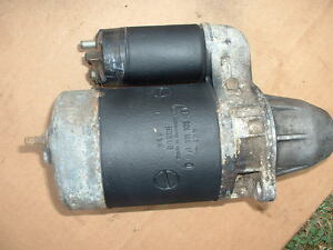 Volvo Starter from a 1982 240 fits many years 242 244 245
