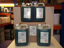 4 X WASHING UP LIQUID 5 LITRES GREEN (AS SEEN ON PICTURE)