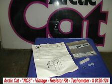 Arctic Cat Tachometer Resistor Kit # 0120-124 VINTAGE