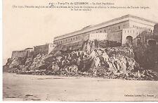 CPA PRESQU' ILE DE QUIBERON LE FORT PENTHIEVRE