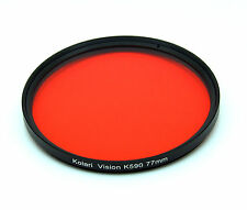Kolari Vision 77mm 590nm IR Infrared Filter K590