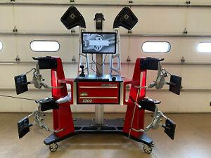 John Bean V3300 alignment machine SnapOn Better than Hunter Aligner! $30K NEW!!!