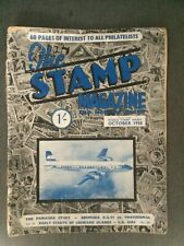 The Stamp Magazine October 1958 Edition