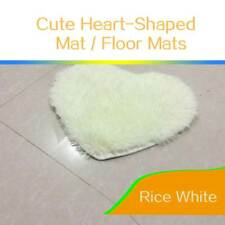 Heart Shaped Carpet Rug Bedroom Floor Mat Living Room Bathroom  Area Rugs Lot