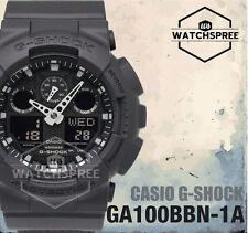 Casio G-Shock Special Color Models Men's Watch GA100BBN-1A