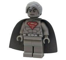 **NEW** Custom Printed - SUPERMAN NOIR - DC Universe Block Minifigure