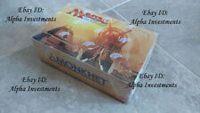 MAGIC MTG AMONKHET BOOSTER BOX FACTORY SEALED IN STOCK
