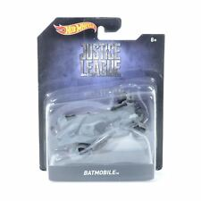 Hot Wheels Collectors Batman Justice League Die Cast Grey Batmobile Age 8+