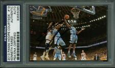 Nuggets Kenneth Faried Signed Card 2013 Panini Courtside #19 PSA/DNA Slabbed