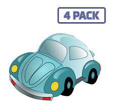 Vw beetle cartoon Volkswagen Sticker Vinyl Decal 1-1023