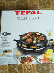 raclette grill Tefal neuf