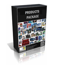 30 Selected Premium Products Bundle of Your Choice in CD/DVD Pack