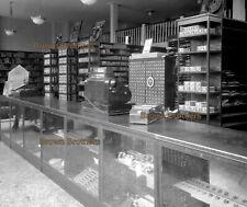 1920s Automobilia Auto Parts Store Champion Lempco Film Photo Camera Negative
