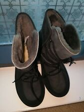 NEW Genuine UGG Sheepskin Suede Leather Shoes Boots 39 UK 6.5