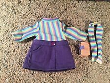 Amazing Ally Doll Purple Outfit Let's Play Tea Party Cartridge