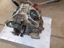 2007 Can Am Outlander 500 Engine Motor Bottom End Cases Crankshaft