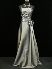 Full Length Satin Regular Size Ballgowns for Women