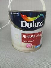 Dulux Feature Wall 2.5 Li Matt Redcurrant Glory