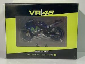 Minichamps 182163046 Yamaha YZR-M1 Valentino Rossi MotoGP 2016 1:18 Scale