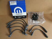 Tête d'allumeur + Kit Câbles Mopar 5017059AB + 5142593AA Jeep Cherokee, Wrangler