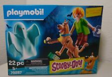 Playmobil SCOOBY-DOO! Scooby & Shaggy with Ghost #70287