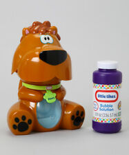 Bubble Bellies Brown Dog Battery Operated Bubble Maker With 8 oz Bubbles