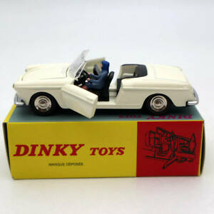 1:43 Atlas Dinky toys 528 PEUGEOT 404 Cabriolet Pininfarina Diecast Models