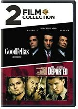 Goodfellas/Departed [New Dvd]