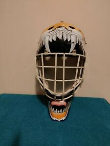 Details about  /Itech Goalie Helmet Ice Hockey