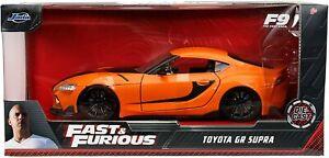 Jada Fast & Furious: F9 The Fast Saga 2020 Toyota GR Supra 1/32 Scale