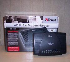 MODEM TRUST ADSL 2 2+ ETHERNET MD 4050 NUOVO
