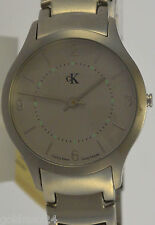 CALVIN KLEIN Herrenuhr / Quartz / Swiss made