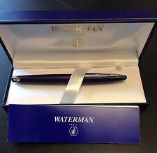 Waterman Carene Violet Roller Ball in Box Excellent Used Condition