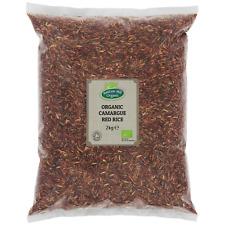 Organic Camargue Red Rice 2kg Certified Organic