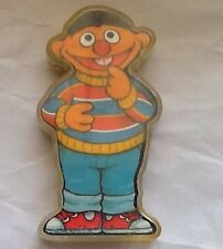 Vintage Seasame Street Muppets 1980 Baby Rattle Pretty Good Condition