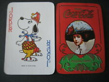 Coca - Cola Rojo. Joker nº 70. Single Playing Card