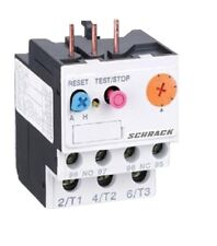 Thermal overload relay SCHRACK CUBICO Classic, 0,16-38.0A