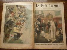 PETIT JOURNAL- 1897  N° 323 - musulman député / BENIN / SEVRES accident tramway2