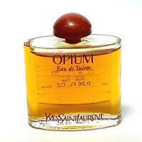 Vintage Opium Eau de Toilette Perfume Ives St Laurent 7.5 ml .26 fl oz 98% Full
