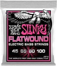 Ernie Ball 2814 Cobalt Slinky Electric Bass Guitar Strings - Free Ship U.S.