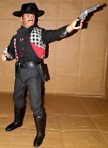 Vintage 70's Marx/Gabriel Lone Ranger BUTCH CAVENDISH Action Figure 100% Compl.