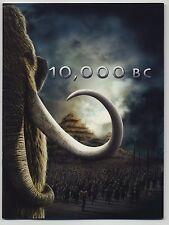 10,000 BC JAPAN PROGRAM Roland Emmerich, Steven Strait, Camilla Belle, Mo Zinal