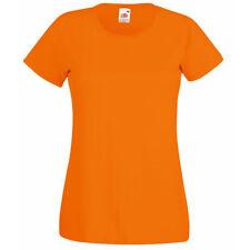 T-shirt, maglie e camicie da donna arancione taglia 44