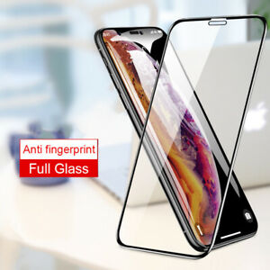 Lot Full Cover Tempered Glass For iPhone 11 12 13 Pro Max XR SE Screen Protector