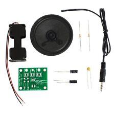 MP3 Mono Amplificador v3.0 electrónica soldadura Kit de ensamblaje 2165