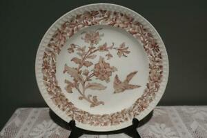 Antique W T Copeland (Pre Spode) Large Dinner Rack Display Plate - 1800's - Vgc